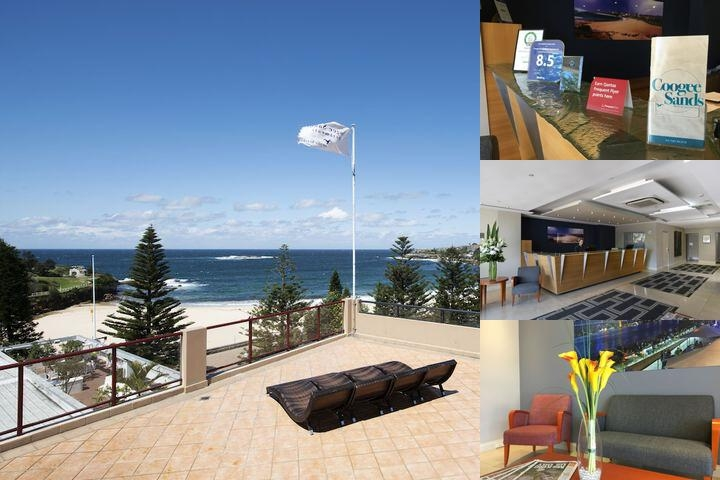 Coogee Sands Hotel & Apartments on the Beach photo collage