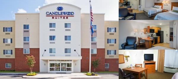 Candlewood Suites Columbus / Ft. Benning photo collage