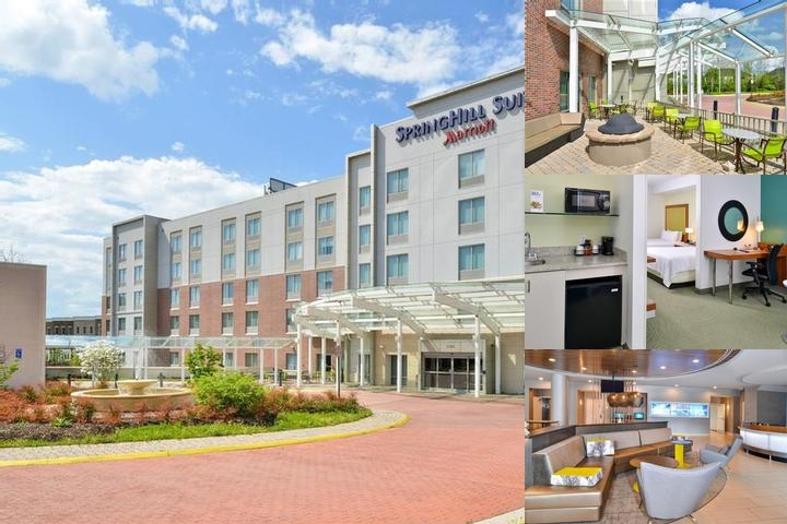 Springhill Suites Fairfax / Fair Oaks photo collage