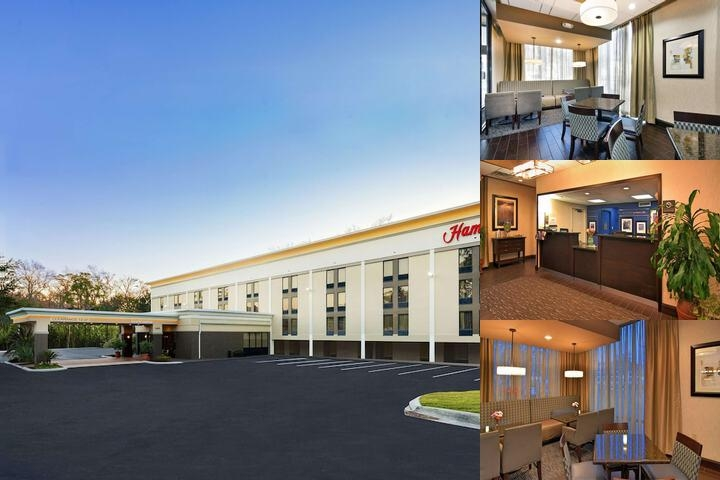 Hampton Inn Gainesville photo collage