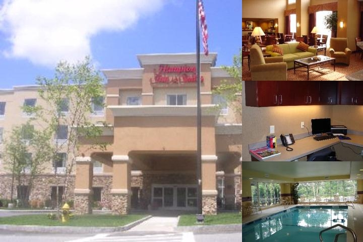 Hampton Inn & Suites Westford Chelmsford photo collage
