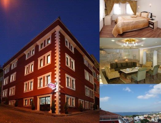 Dara Hotel Istanbul photo collage