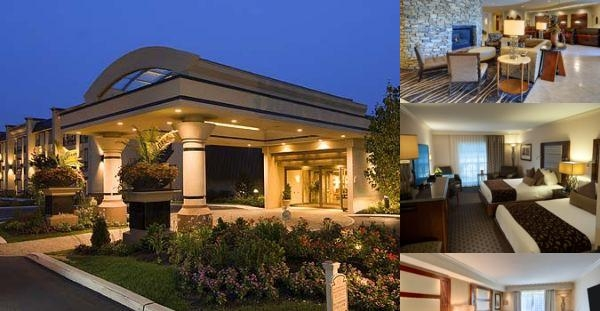 Best Western Premier Eden Resort & Suites photo collage