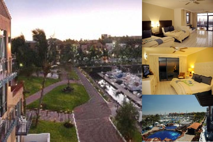 El Cid Marina Beach Hotel photo collage