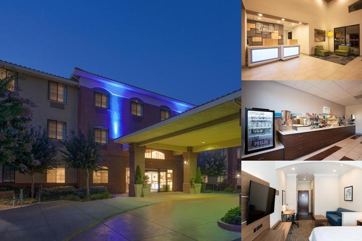 Holiday Inn Express & Suites Davis University Area photo collage