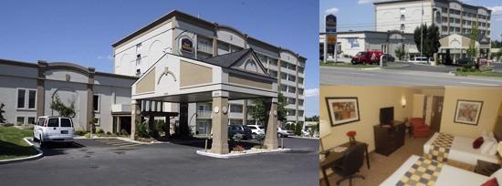 Best Western Kirkwood Inn St. Louis photo collage
