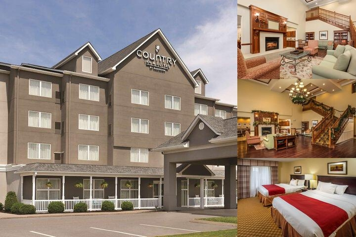Country Inn and Suites photo collage