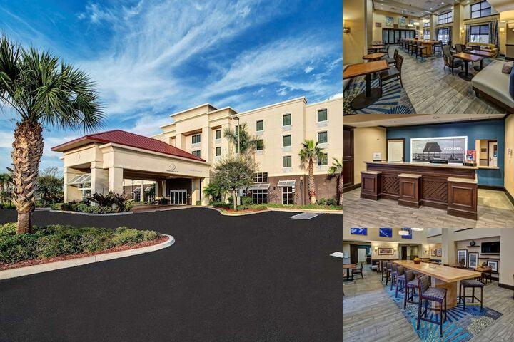 Hampton Inn & Suites Stuart North photo collage