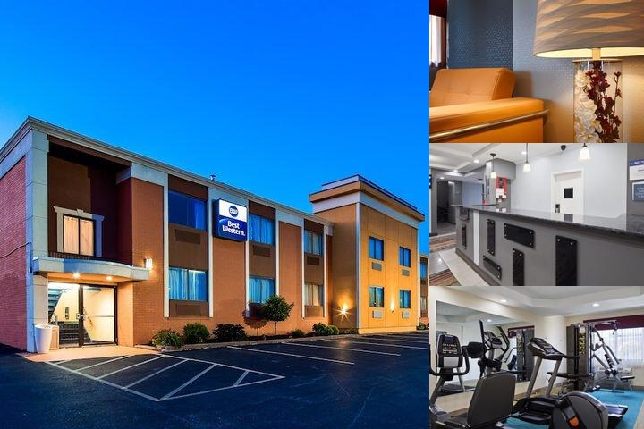 Best Western The Inn at Rochester Airport photo collage