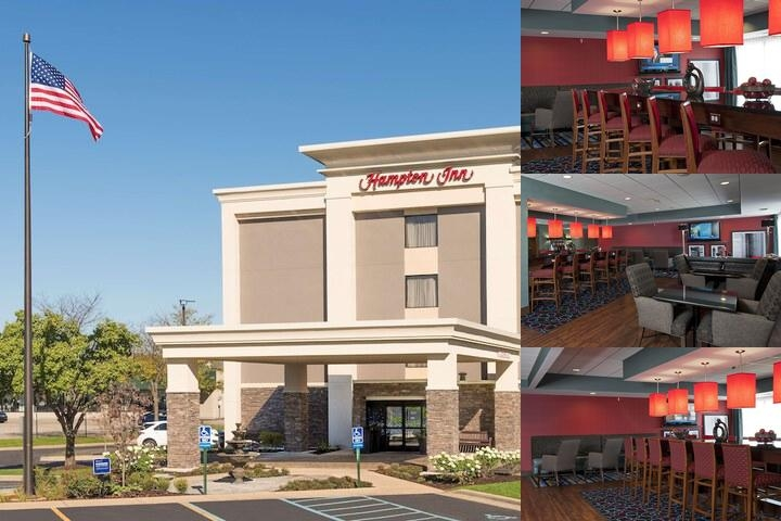 Hampton Inn Grand Rapids South photo collage
