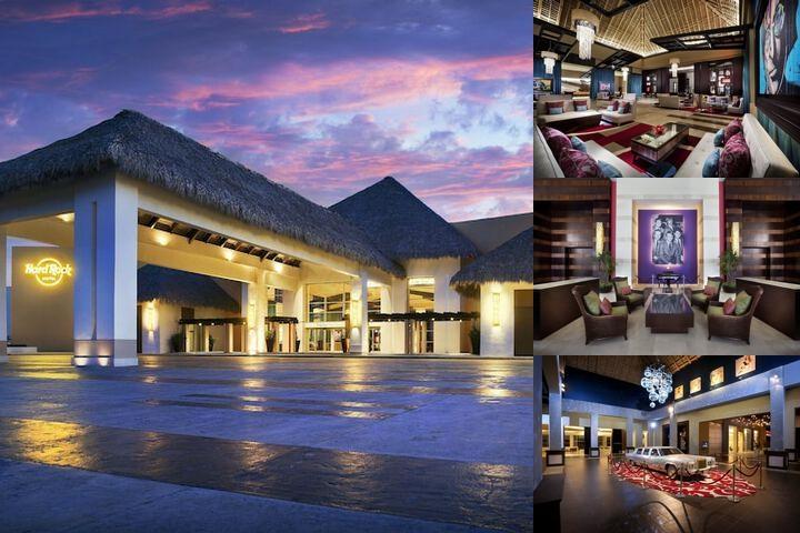 Hard Rock Hotel Punta Cana All Inclusive Photo Collage