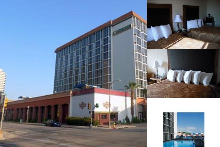 Hotel Corpus Christi Bayfront photo collage