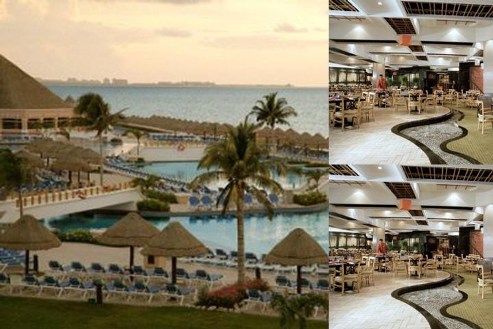 Moon Palace Golf & Spa Resort All Inclusive photo collage