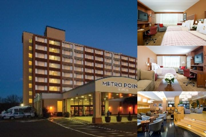 Metro Points Hotel Washington North photo collage