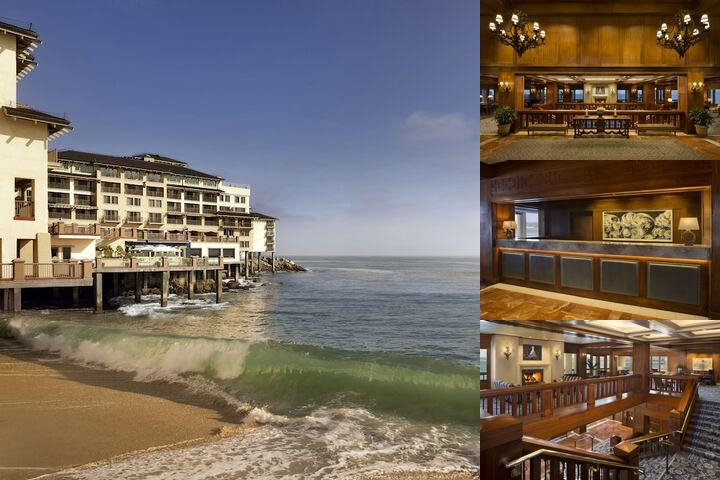 Monterey Plaza Hotel & Spa photo collage