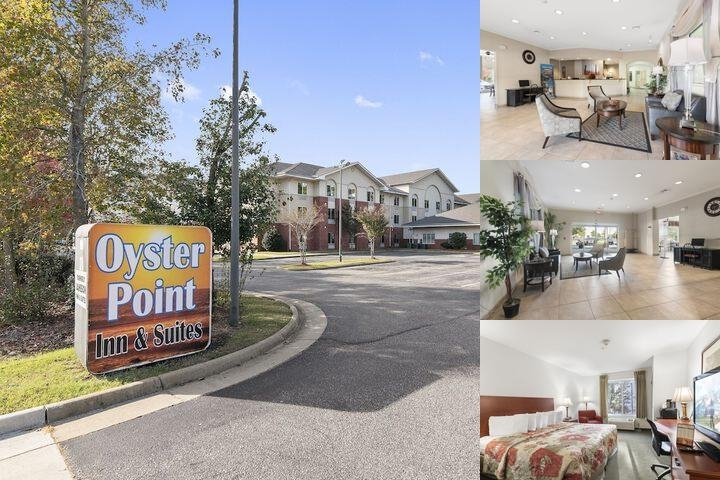 Oyster Point Inn & Suites Newport News photo collage