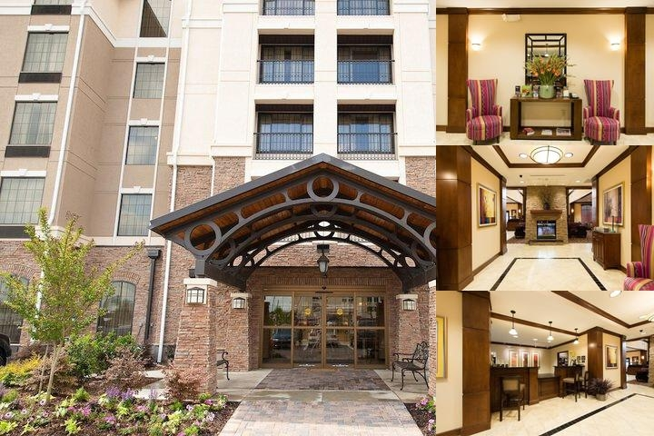 Staybridge Suites Extended Stay photo collage
