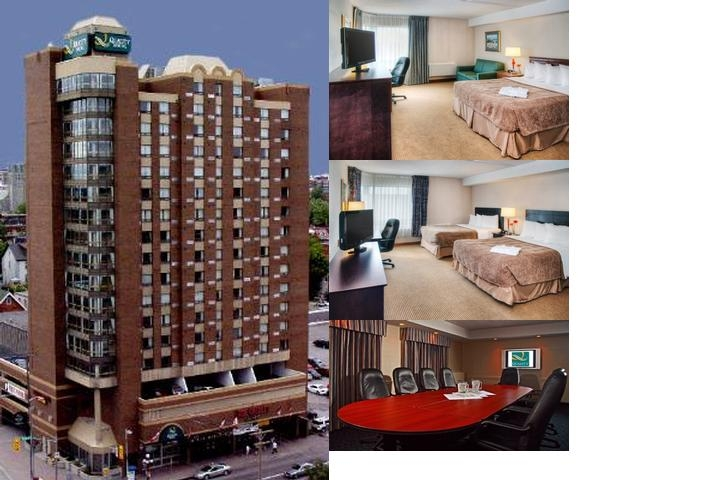 Quality Hotel Ottawa photo collage