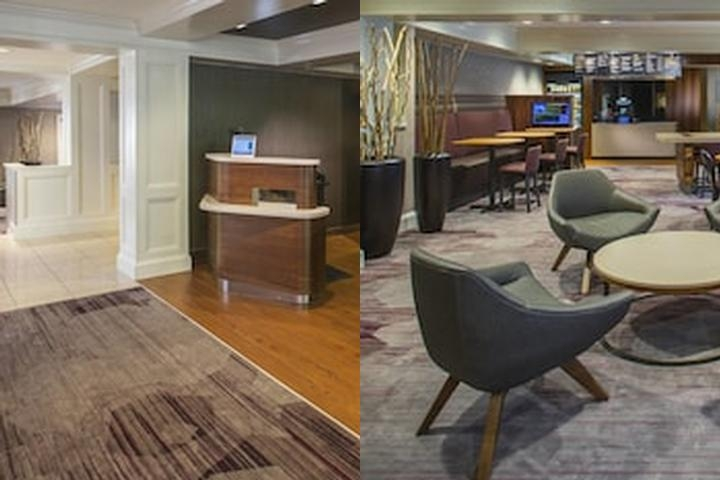 Lowell Courtyard by Marriott photo collage