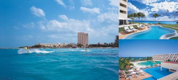Dreams Cancun Resort & Spa All Inclusive photo collage
