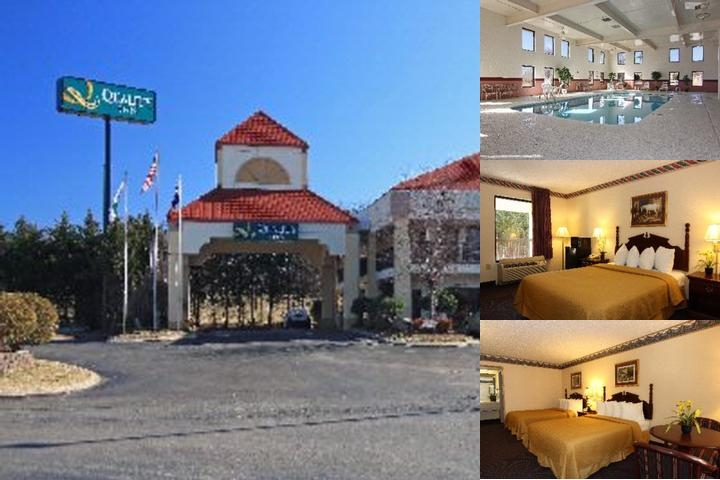 Quality Inn Ringgold photo collage