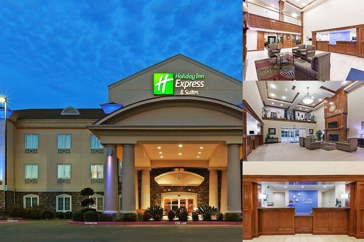 Holiday Inn Express Hotel & Suites Kilgore photo collage