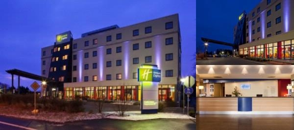 Holiday Inn Express Frankfurt Airport photo collage