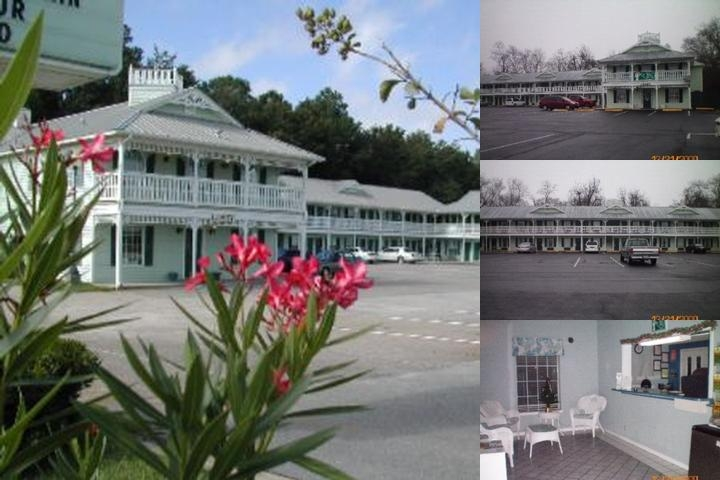 Key West Inn photo collage