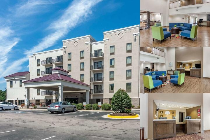 Comfort Suites Southpark photo collage