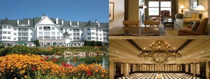 The Osthoff Resort photo collage