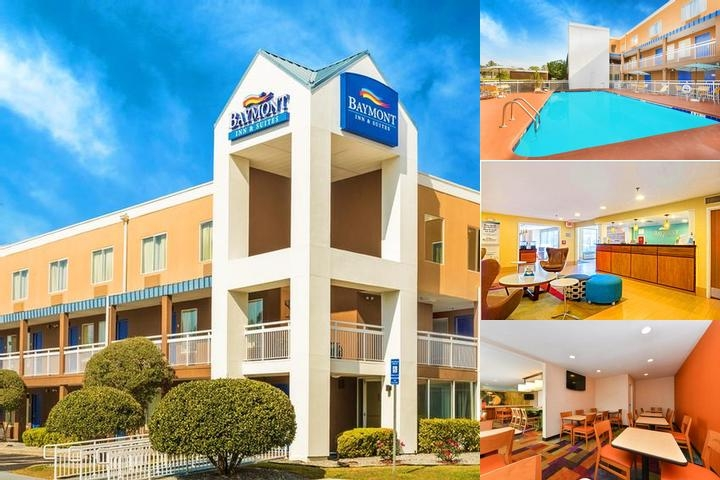 Fairfield Inn Midtown photo collage
