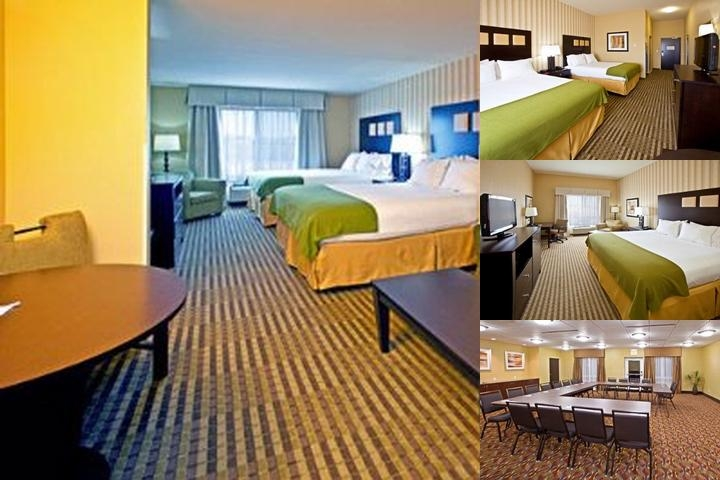 Holiday Inn Express Hotel & Suites Richwood Cincin photo collage