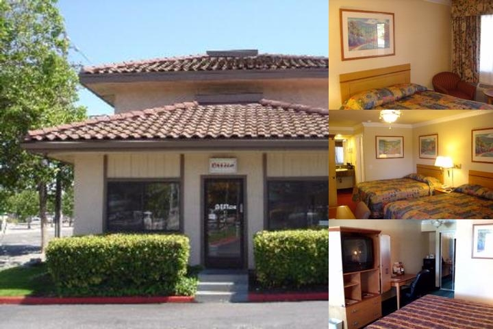 Howard Johnson Express San Jose photo collage
