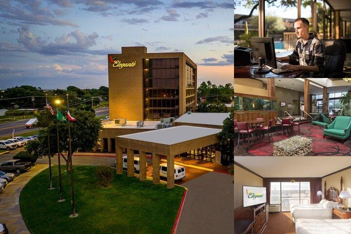 Mcm Elegante Hotel Conference Center Odessa Tx 5200 East