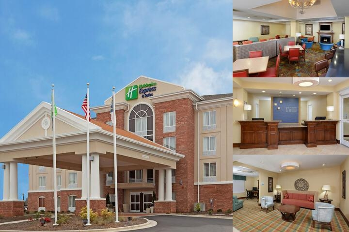 Holiday Inn Express & Suites Airport photo collage