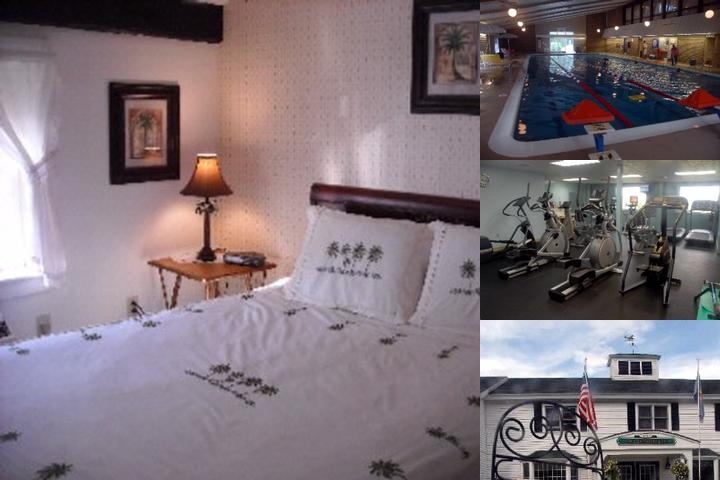 Gunstock Inn & Fitness Center 75' Indoor Heated Chemical Free Pool