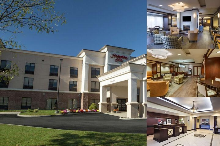 Hampton Inn Bennington photo collage