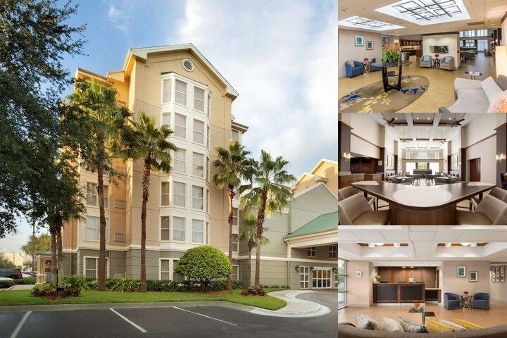 Homewood Suites Orlando / International Drive photo collage