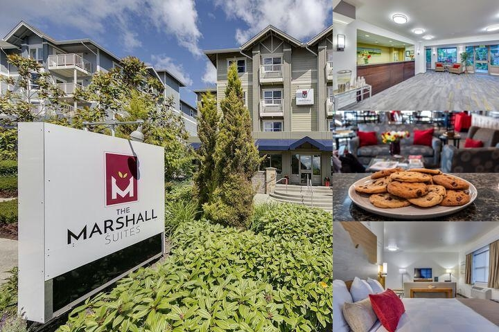 Marshall Suites photo collage