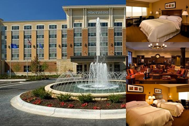 Sheraton St. Paul Woodbury Hotel photo collage