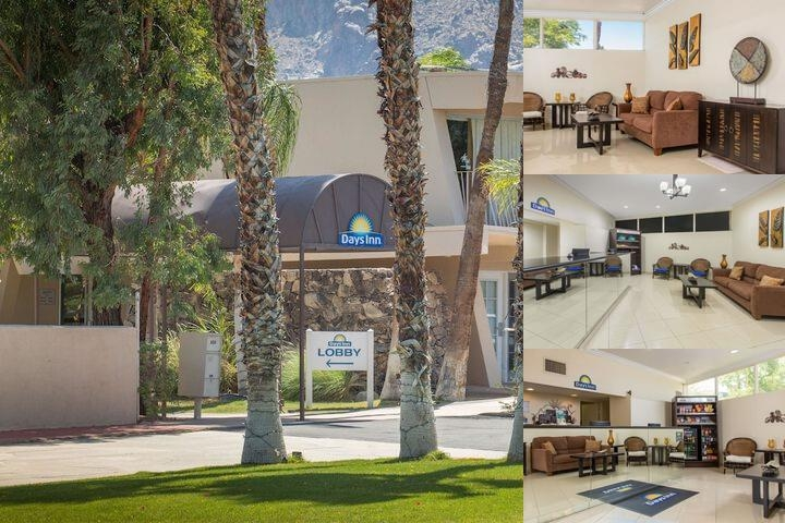 Days Inn Palm Springs photo collage