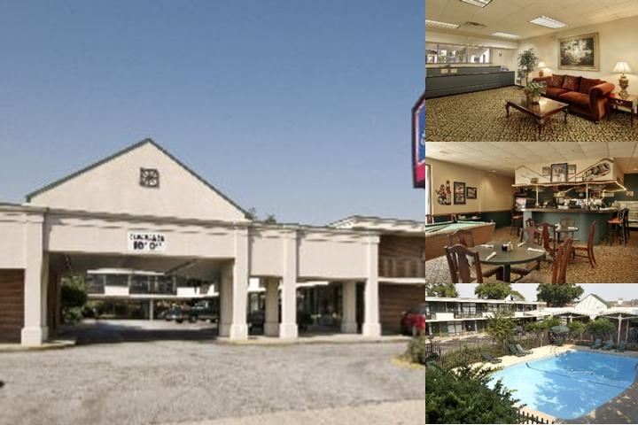 Howard Johnson Inn & Suites photo collage