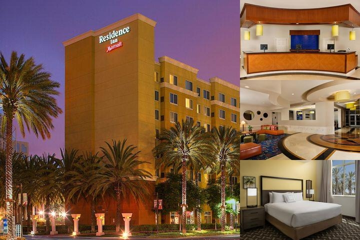 Marriott Residence Inn Anaheim Resort photo collage