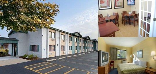 Days Inn Appleton photo collage