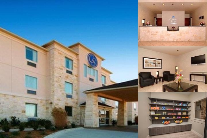 Comfort Suites Killeen photo collage