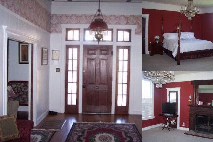 Thomas Woodhouse Bed & Breakfast photo collage