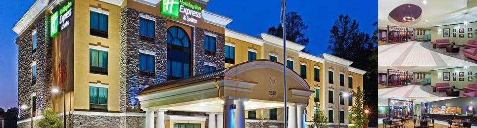 Holiday Inn Express & Suites (Clemson / Seneca Sc Area) photo collage