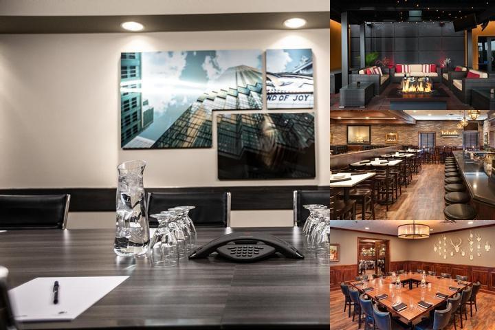 Radisson Hotel Roseville Photo Collage