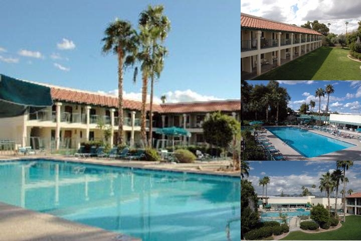 The Days Inn & Suites Scottsdale photo collage