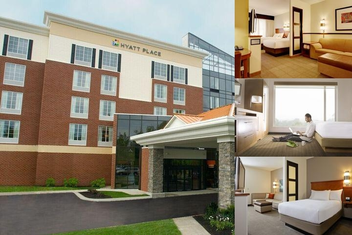 Hyatt Place Saratoga / Malta photo collage